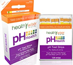 Best ricca chemical ph test strips Reviews