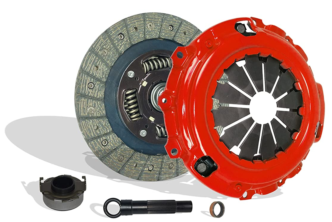 Clutch Kit Works With Honda Civic Dx Gx Lx Ex Hf Natural Gas Touring Ex-L Dx-G Sport Lxs 2006-2014 1.8L l4 GAS SOHC Naturally Aspirated (Stage 1) lcvqtgar6