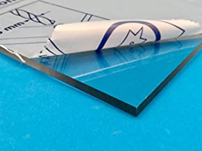 Clear Polycarbonate Lexan Sheet - 1/4