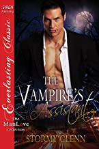 The Vampire's Assistant (Siren Publishing Everlasting Classic ManLove)