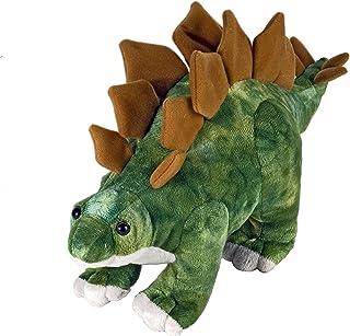 "Wild Republic 13768 Dinosauria Stegosaurus 15"" Plush"