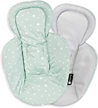 4moms rockaRoo and mamaRoo Infant Insert, for Baby, Infant, and Toddler, Machine Washable, Cool Mesh Fabric, Modern Design