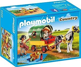 comprar comparacion PLAYMOBIL Granja de Ponis - Picnic con Poni y Carro (6948)