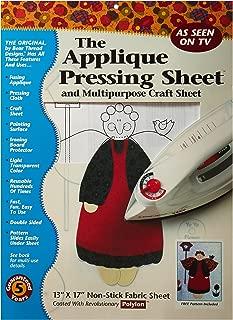 non stick applique pressing sheet