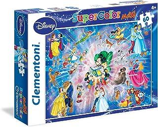 CLEMENTONI - PUZZLE MAXI 60 DISNEY FAMILY (Multi Color 264070)