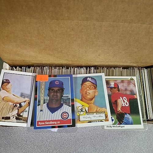 Vintage Baseball Cards Amazoncom