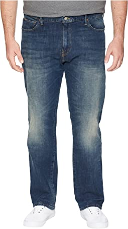 Big & Tall Hampton Athletic Fit Stretch Denim in Hawthorne