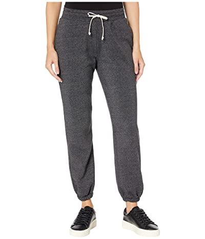 Alternative Classic Eco-Fleece Jogger Pants (Eco Black) Women