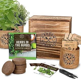herb garden gifts