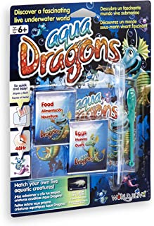 Aqua Dragons - Dragón de agua- Mundo Submarino Juguete