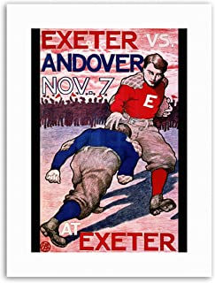 Best exeter andover football Reviews