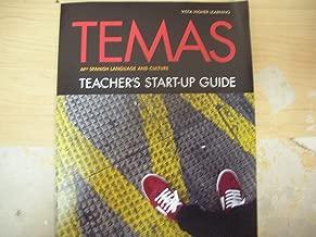 Temas AP Spanish Language and Culture Teacher's Start-up Guide
