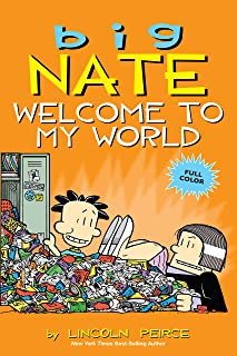 Big Nate: Welcome to My World (English Edition)