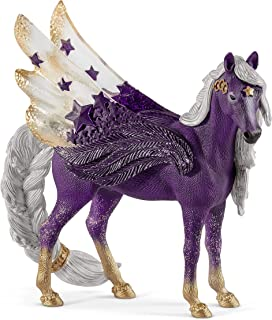 SCHLEICH bayala Star Pegasus Mare Imaginative Toy for Kids Ages 5-12