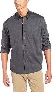 & Buck Men's Long Sleeve Epic Easy Care Nailshead Shirt
