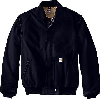 Men's Big & Tall Flame Resistant Duck Bomber Jacket