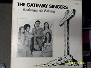 THE GATEWAY SINGERS Roadsigns To Calvary vinyl record album LP