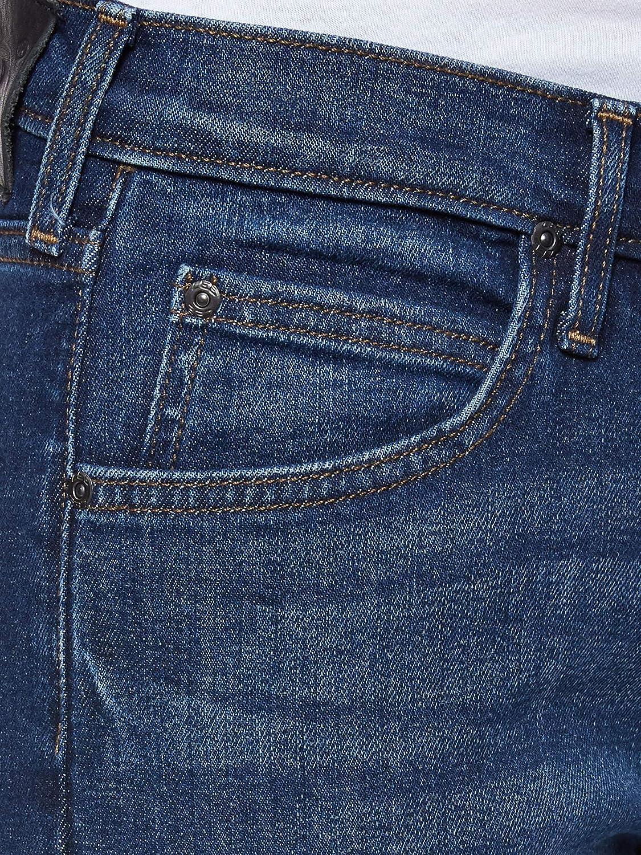Lee Luke Jeans Homme Bleu (Dark Diamond Fit)