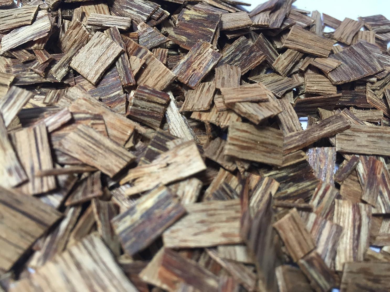 埋め込むドルガチョウoudwoodvietnam. Com元Natural Wild Agarwood OudチップGrade A + | 5?kgお香アロマ