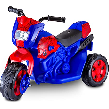 Amazon Com Aosom Kids Electric Pedal Motorcycle Ride On Toy 6v Battery Powered W Music Horn Headlights Motorbike For Girls Boy 3 6 Years Old Blue Toys Games