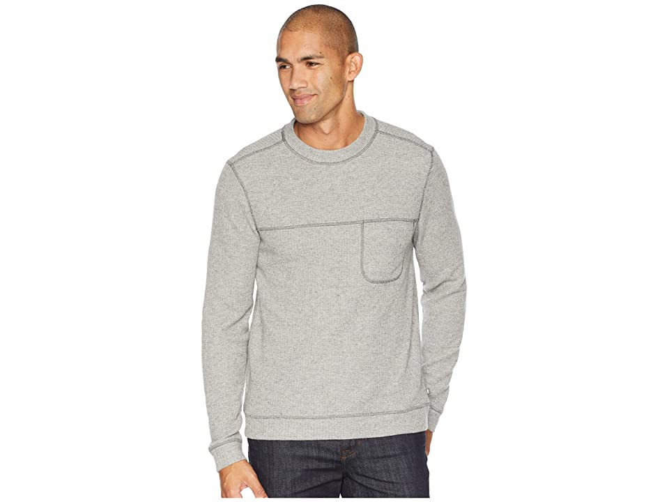 Toad&Co Breithorn Crew Sweater (Light Ash) Men