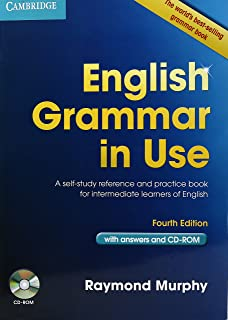 English Grammar in Use by Raymond Murphy - Paperback