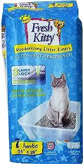 Fresh Kitty Jumbo Deodorizing Litter Pad
