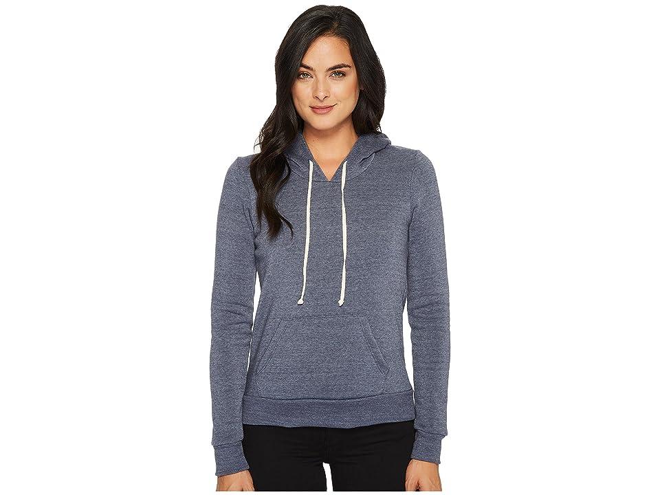 Image of Alternative Athletics Hoodie (Eco True Navy) Women's Sweatshirt