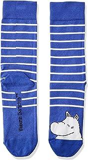 Moomin Stripe Socks Calcetines para Mujer