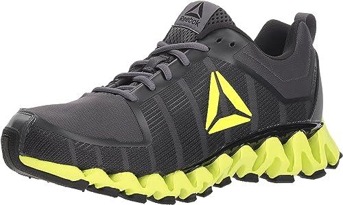 Reebok Reebok Reebok Hommes's ZigWild Tr 5.0 FonctionneHommest chaussures, ash gris noir Electric Fabric, 12.5 M US cd5