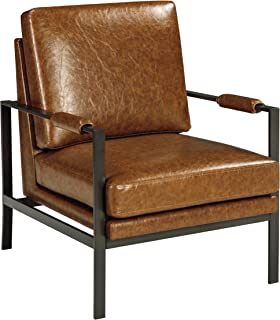 Signature Design by Ashley Accent Chair, Peacemaker Brown