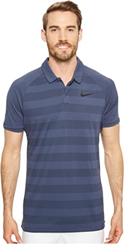 Nike Golf - Zonal Cooling Stripe Polo