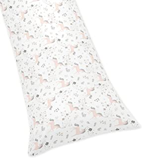 Best unicorn body pillow cover Reviews