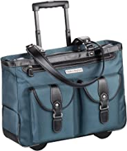 Clark & Mayfield Marquam Rolling Laptop Tote 18.4