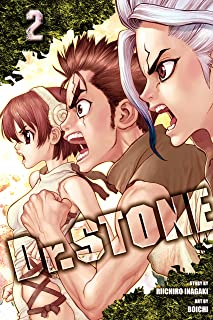 Dr. STONE, Vol. 2: Two Kingdoms Of The Stone World (English Edition)