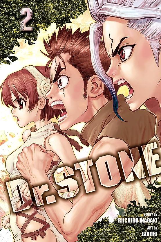 仕事に行くただ介入するDr. STONE, Vol. 2: Two Kingdoms Of The Stone World (English Edition)