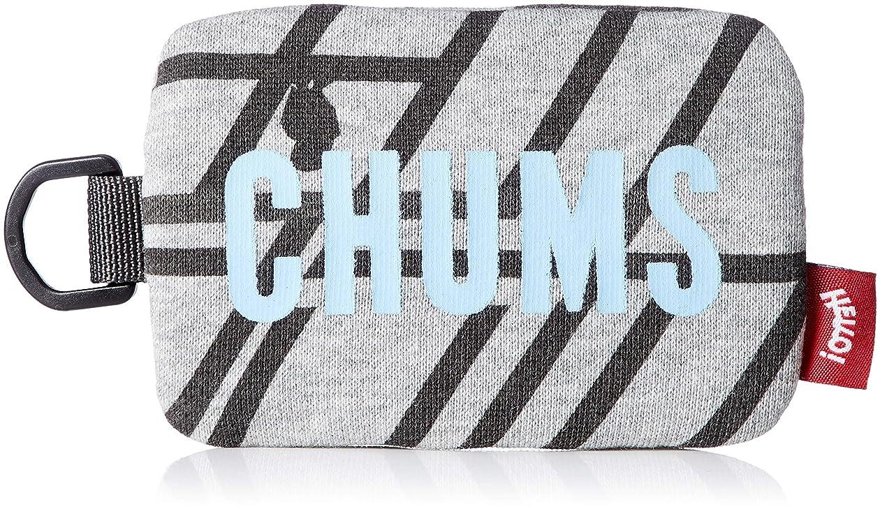 タックベリーハードリング[チャムス] CHUMS Boat Logo Pocket Tissue Coin Sweat
