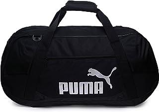 Puma Polyester Black Messenger Bag (7330801), x (073308 01)