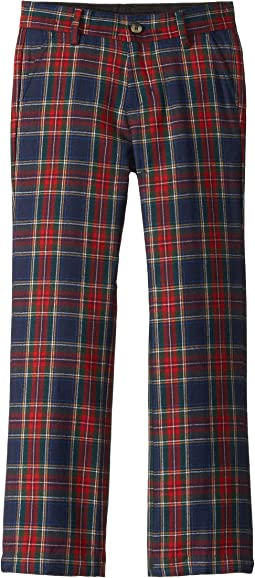 Tartan Wool Pants (Toddler/Little Kids/Big Kids)