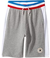 Converse Kids - Color Blocked Shorts (Big Kids)