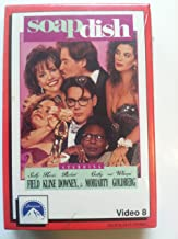 VIDEO 8 TAPE (NOT VHS) SoapDish 1991 Paramount Pictures Digital Hi-Fi/Stereo