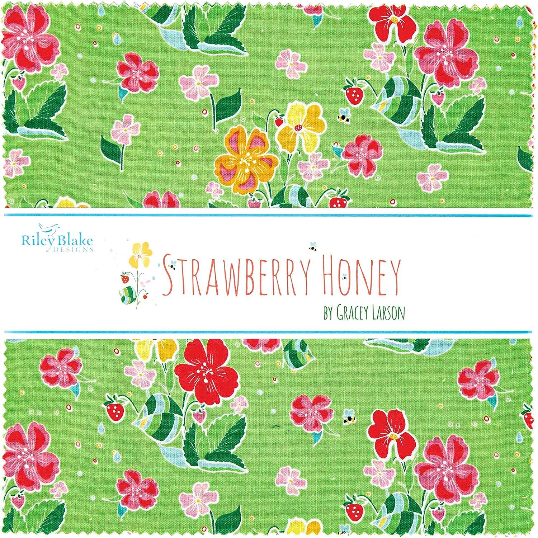 Gracey Larson Strawberry Honey Very popular service 10