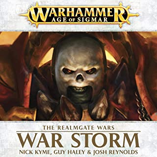 War Storm: Age of Sigmar: Realmgate Wars, Book 2