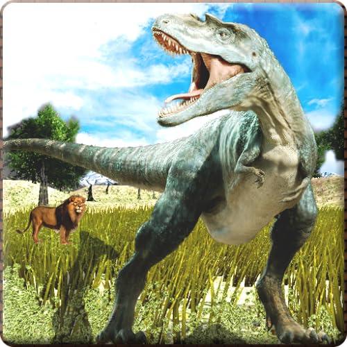 Held Jäger des bösen Dinosaurier-Angriffs Evolution 3D: Regeln des Überlebens Jurassic Welt Tierjagd Abenteuer Mission Spiele kostenlos für Kinder 2018