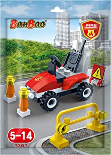 Banbao Gift Set In Foilbag , 33Pcs , 7207