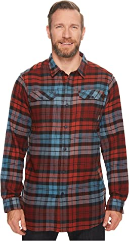 Columbia - Big & Tall Flare Gun Flannel III Long Sleeve Shirt