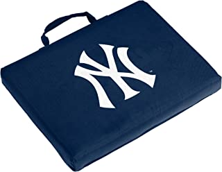 Logo Brands MLB Tampa Bay Rays Bleacher Sporting Cushion Blue
