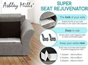 Ashley Mills Deluxe Durable Sofa Rejuvenator Boards Sofa Saver Arm Chairs Beds Seat Support Protection Boards (3 Seater)