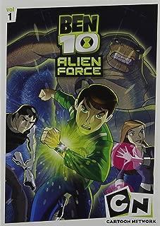 Cartoon Network: Ben 10 Alien Force - Volumes 1-4
