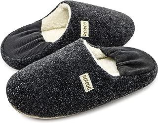 ONEHOO Men's & Women's Slipper Indoor Outdoor Non-Slip Shoes